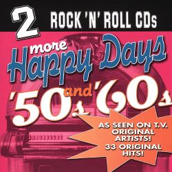 More Happy Days 50s And 60s Various Artists Songs Reviews Credits Allmusic