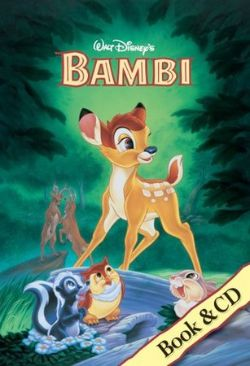Bambi: Story and Songs [Read-Along Book & Tape]