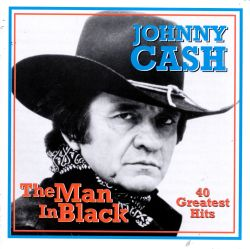 Johnny Cash - Man in Black: 40 Greatest Hits