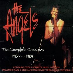 The Angels - Complete Sessions