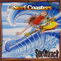 Surf Coasters - Surf Attack