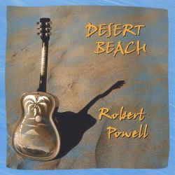Robert M. Powell - Desert Beach