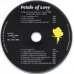 C Edward Miller & the Dudes - Petals of Love Volume Two