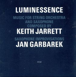 Luminessence: Music for String Orchestra and Saxophone
