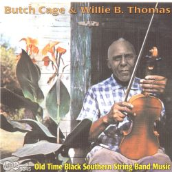 Old Time Black Southern String Band Music