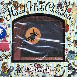 Hazel Nuts Chocolate - Bewitched
