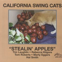 California Swing Cats - Stealin' Apples