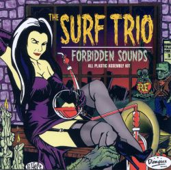 Surf Trio - Forbidden Sounds