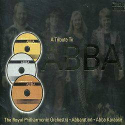 Royal Philharmonic Orchestra - A Tribute to ABBA