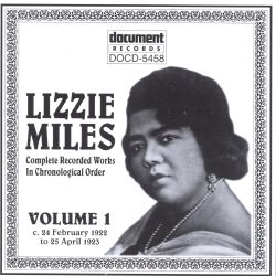 Complete Recorded Works, Vol. 1 (1922-23)