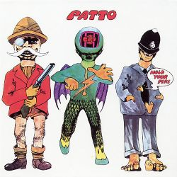 Hold Your Fire - Patto