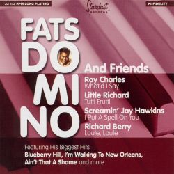 Fats Domino - Fats Domino & Friends [Cleopatra]