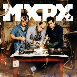 is mxpx a christian band
