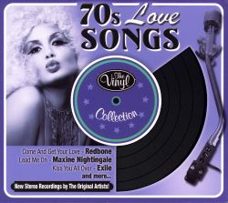 The Vinyl Collection: 70s Love Songs [St. Clair] - Various ...