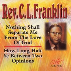 Nothing Shall Separate Me From The Love Of God