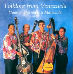 Folk Music From Venezuela