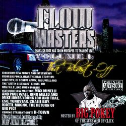 Big Pokey - Flow Masters Vol. 1