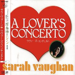 Sarah Vaughan - Lover's Concerto