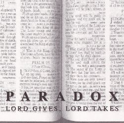 Paradox - Lord Gives Lord Takes