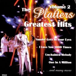 The Platters - Greatest Hits, Vol. 2 [Platinum]