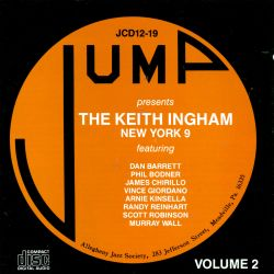 The Keith Ingham New York 9, Vol. 2
