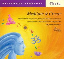 Brainwave Symphony: Theta - Meditate & Create