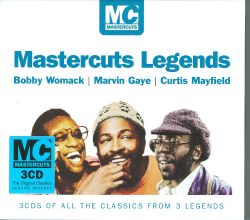 Bobby Womack, Marvin Gaye, Curtis Mayfield