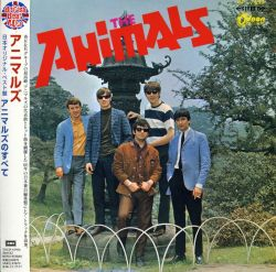 The Animals - The Animals [Odeon]