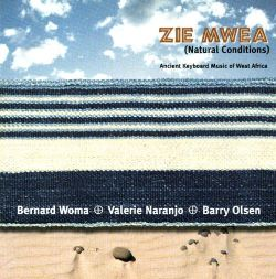 Bernard Woma - Zie Mwea: Natural Conditions
