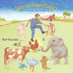 Early Childhood Classics - Hap Palmer