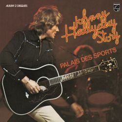 Johnny Hallyday - Palais Des Sports 76