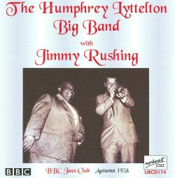 The Humphrey Lyttelton Big Band with Jimmy Rushing