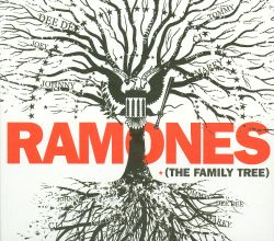 Ramones - The Family Tree