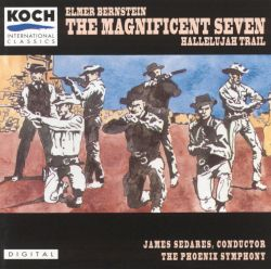 The Magnificent Seven/The Hallelujah Trail