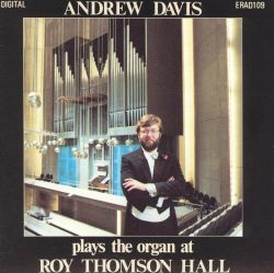 Andrew Davis Plays at the Roy Thomson Hall