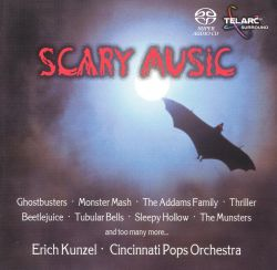 Scary Music