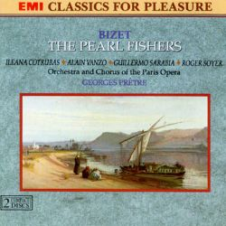 Georges Prêtre - Bizet: The Pearl Fishers