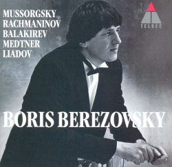 Piano Works of Russia