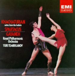 Khachaturian: Suites from the Ballets Spartacus & Gayaneh