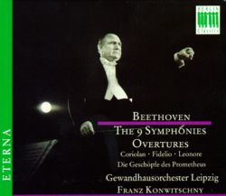 Hans-Joachim Rotzsch - Beethoven: The 9 Symphonies; Overtures