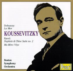 Koussevitzky Conducts Debussy, Ravel & Fauré