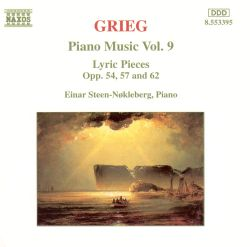 Einar Steen-Nøkleberg - Grieg: Piano Music, Vol. 9