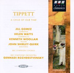 Michael Tippett: A Child Of Our Time