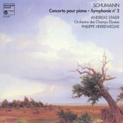 Schumann: Piano Concerto in A minor; Symphony No. 2, Op. 61