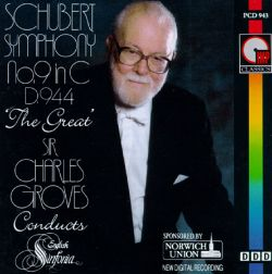 Charles Groves - Schubert: Symphony No.9