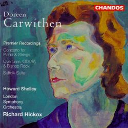 Carwithen: Orchestral Works