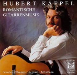 Hubert Kappel - Romantic Guitar Music