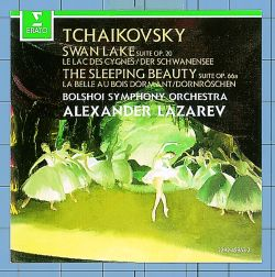 Tchaikovsky: Swan Lake Suite; Sleeping Beauty Suite