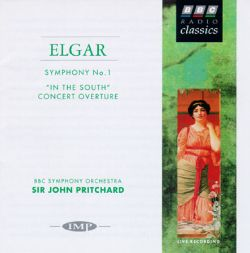 """Elgar: Symphony No. 1; Concert Overture """"In the South"""""""