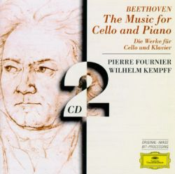Pierre Fournier / Wilhelm Kempff - Beethoven: The Music for Cello and Piano